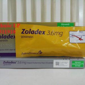 Thuốc Zoladex 3.6mg Goserelin điều trị ung thư tiền liệt tuyến (3)