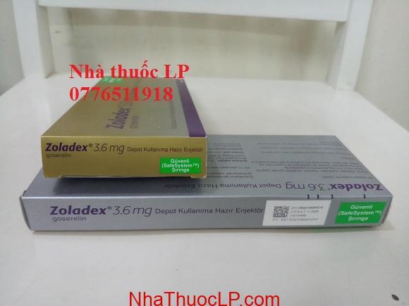 Thuốc Zoladex 3.6mg Goserelin điều trị ung thư tiền liệt tuyến (4)