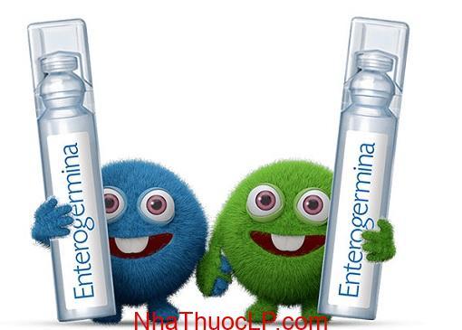 Enterogermina men vi sinh ho tro duong tieu hoa (2)