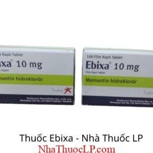 Thuoc Ebixa 10mg Memantine