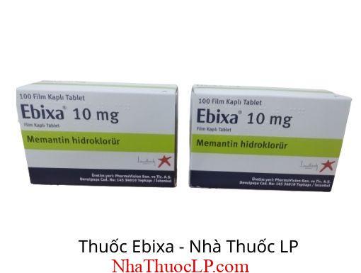 Công dụng & Chỉ định Ebixa