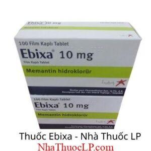 Thuoc Ebixa 10mg Memantine 2