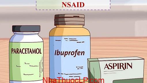 Thuoc giam dau Ibuprofen so voi aspirin va acetaminophen (1)