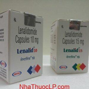 Thuoc Lenalid 10mg 15mg Lenalidomide dieu tri ung thu mau (1)