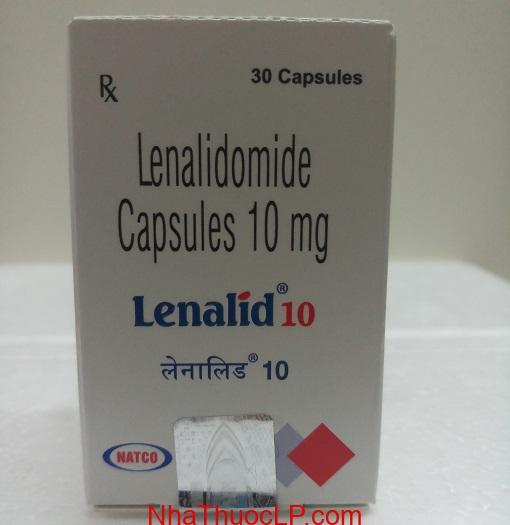 Công dụng, chỉ định Lenalid