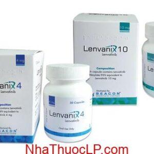 Thuoc Lenvanix 4mg 10mg Lenvatinib chong ung thu (1)
