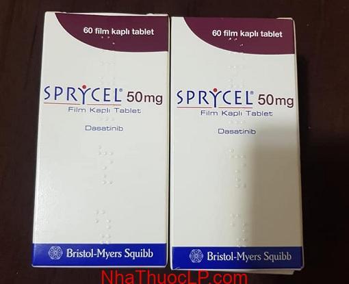 Thuoc Sprycel 50mg Dasatinib dieu tri benh bach cau (3)