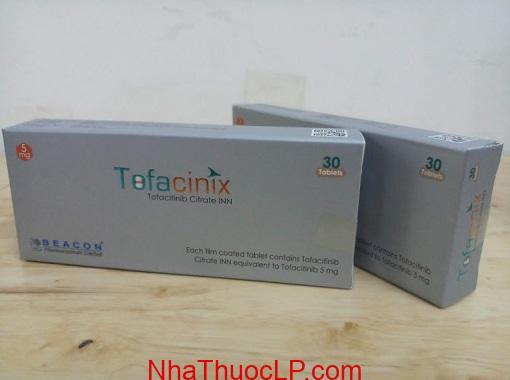 Thuoc Tofacinix 5mg Tofacitinib dieu tri viem khop dang thap (1)