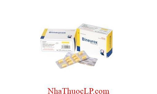 Thuoc Bineurox 300mg Gabapentin chong co giat (3)