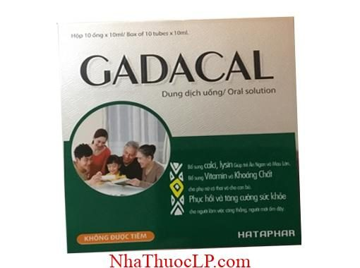Thuoc Gadacal bo sung Khoang chat Va Vitamin cho co the (2)