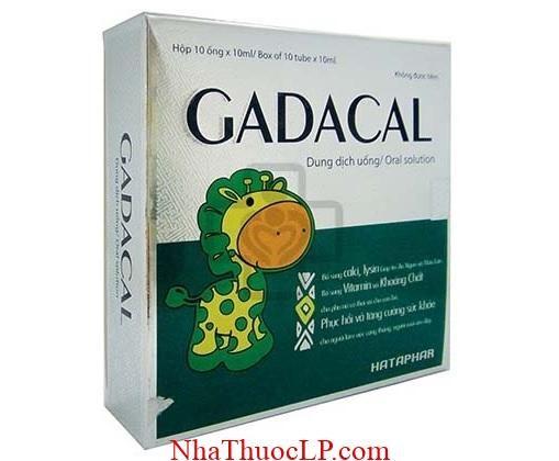 Thuoc Gadacal bo sung Khoang chat Va Vitamin cho co the (3)
