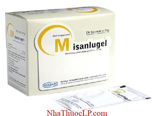 Thuoc Misanlugel 2 48g Aluminium Phosphate dieu tri roi loan tieu hoa (1)