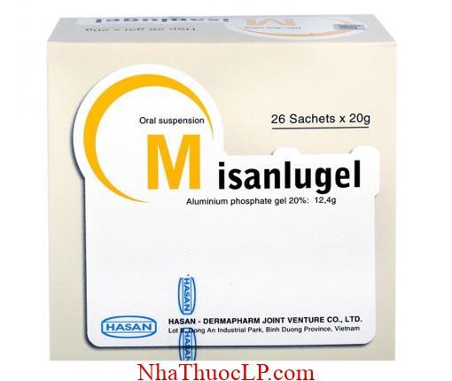 Thuoc Misanlugel 2 48g Aluminium Phosphate dieu tri roi loan tieu hoa (3)