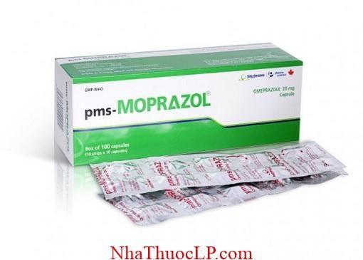 Thuoc Moprazol 20mg Omeprazole chong trao nguoc va loet da day (1)