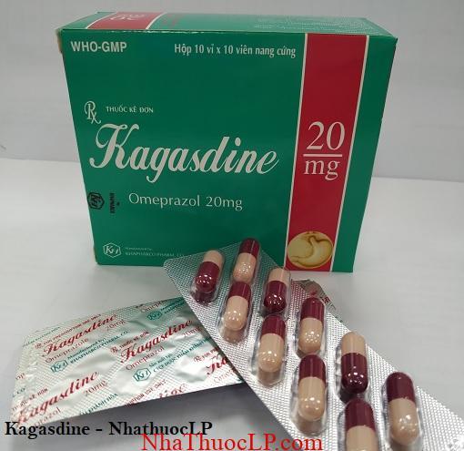 Thuoc Kagasdine dieu tri cac roi loan lien quan den axit da day