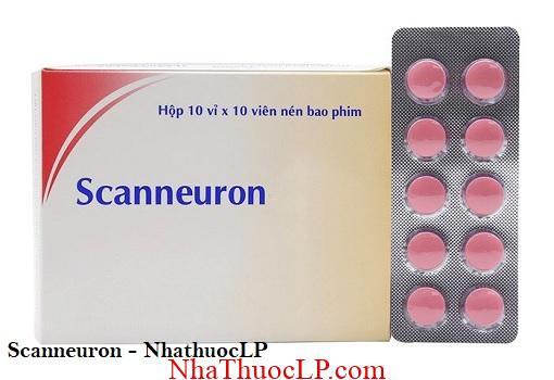 Thuoc Scanneuron bo sung vitamin B