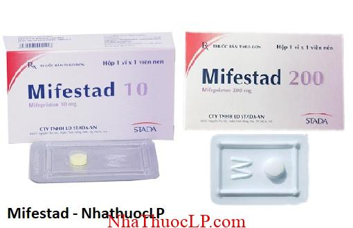 Thuoc Mifestad tranh thai khan cap va pha thai