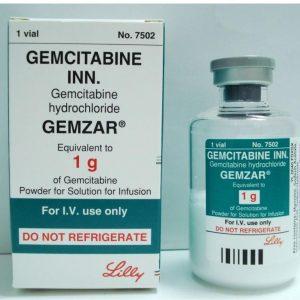 Gemzar là thuốc gì: Công dụng, liều dùng và lưu ý