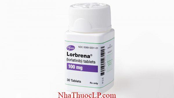 Lorbrena là thuốc gì: Công dụng, liều dùng và lưu ý