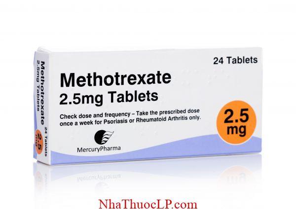 Methotrexate là thuốc gì: Công dụng, liều dùng và lưu ý (2)