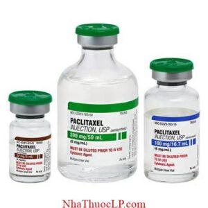 Paclitaxel là thuốc gì: Công dụng, liều dùng & lưu ý (1)