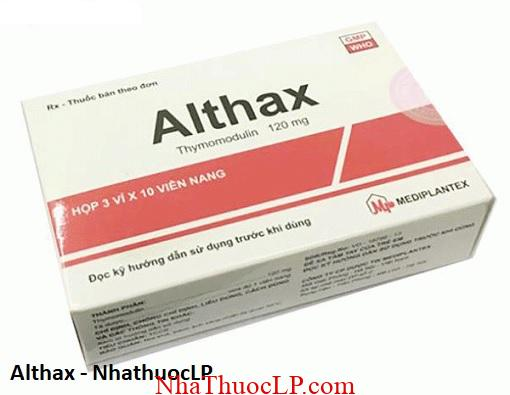 Thuoc Althax tang cuong he mien dich 1