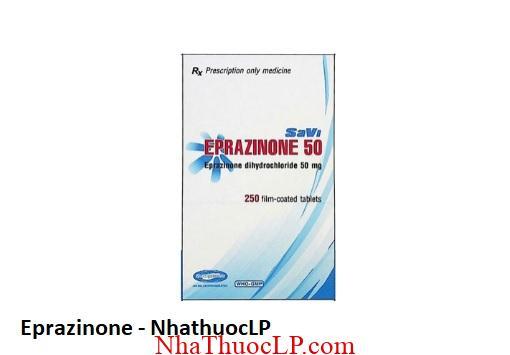 Thuoc Eprazinone dieu tri cac trieu chung ho