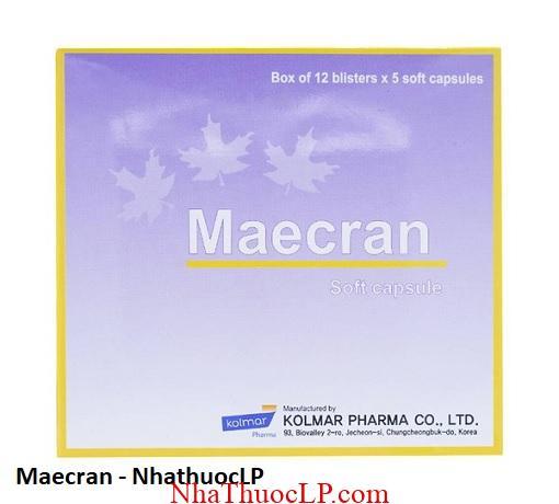 Thuoc Maecran ho tro tang cuong suc khoe 1