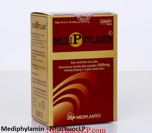 Thuoc Mediphylamin ho tro tang cuong suc khoe 1