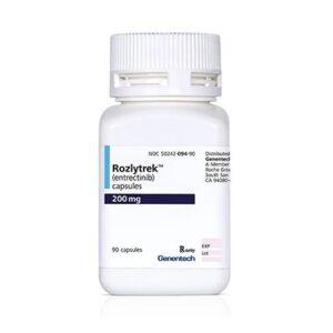 Entrectinib là thuốc gì? Công dụng, liều dùng & những lưu ý (2)