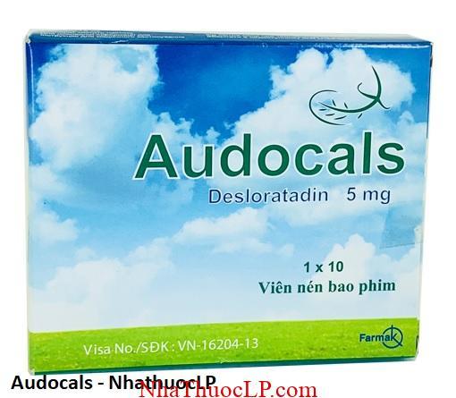 Thuoc Audocals dieu tri di ung 1