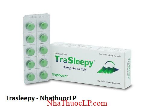 Thuoc Trasleepy ho tro duong tam an than 1