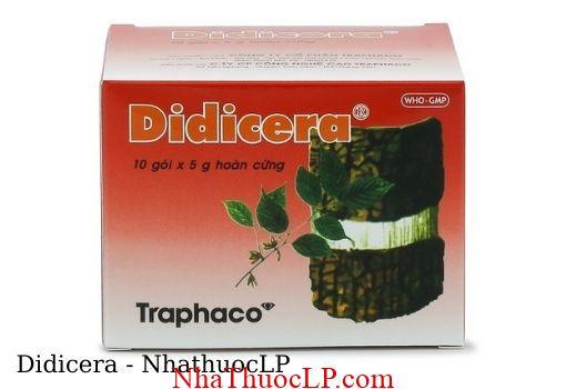 Thuoc Didicera dieu tri dau nhuc xuong khop 1