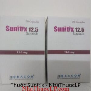 Thuoc Sunitix 50mg Sunitinib