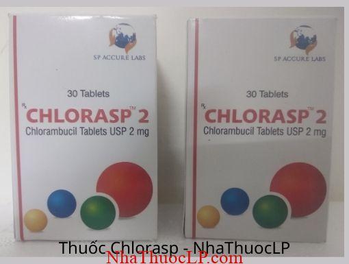 Công dụng & Chỉ định Chlorasp