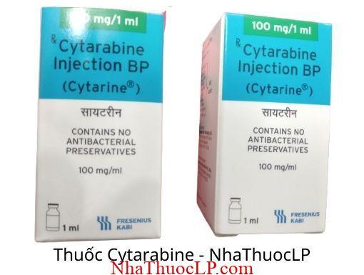 Tác dụng phụ của Cytarabine