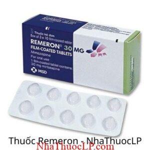 Thuoc Remeron 30mg Mirtazapine 1