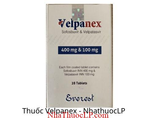 Tác dụng phụ của Velpanex