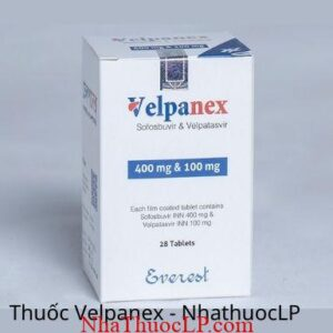 Thuoc Velpanex (Sofosbuvir + Velpatasvir) 2