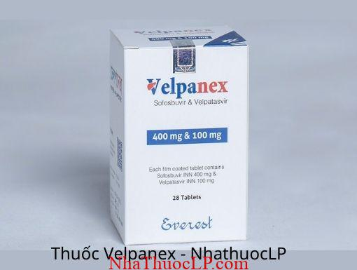 Công dụng & Chỉ định Velpanex